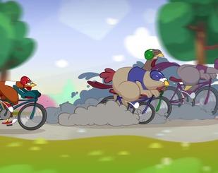 Велоперегони