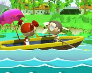 Катання на човні